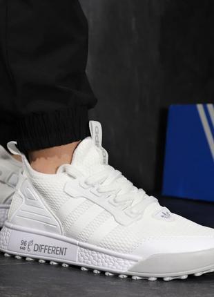 Кроссовки Adidas White АРТ: 4729