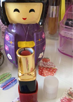 La Biosthetique Sensual Lipstick C130 Mahogany Red