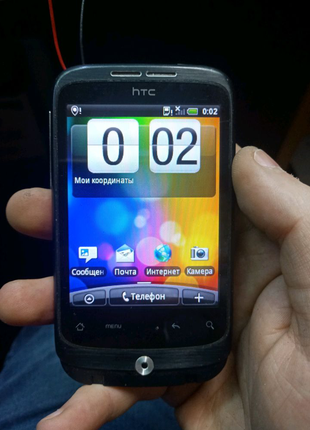 HTC Wildfire A3333 PC49100 на запчасти