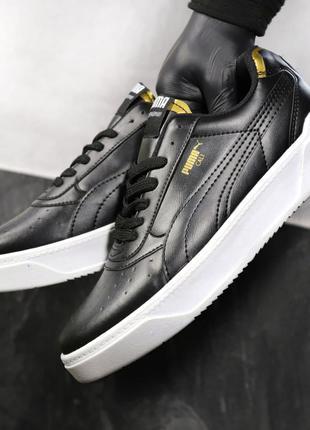 Кроссовки Puma CALI Black Gold