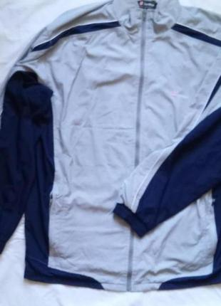 Ветровка (куртка, олимпийка) LOTTO размер 4XL