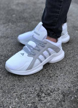 Кроссовки Adidas White