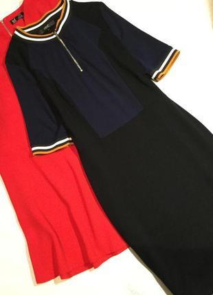 Платье в спортивном стиле next размер 12