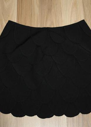 Спідниця юбка шерсть cheap and chic by moschino