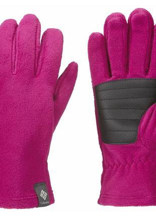 Теплые перчатки рукавицы columbia thermarator omni-heat