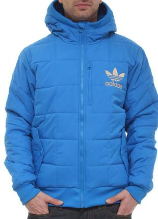 Куртка adidas originals ac pad jacket s/46-48