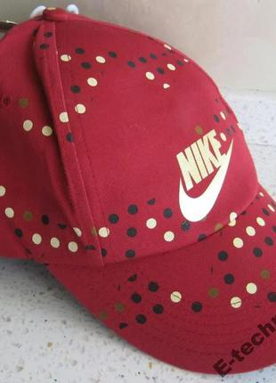 Стильная шапка кепка бейсболка nike cap