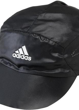 Кепка adidas adizero climacool cap - 3 цвета черн.зел. син.