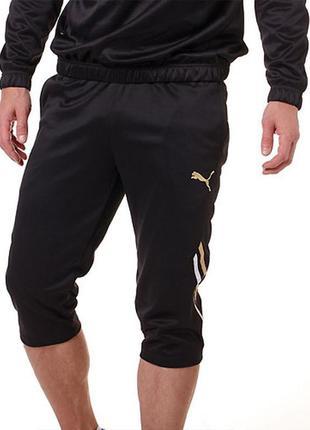 Штаны шорты puma king 3/4 pant футбол m/48-50