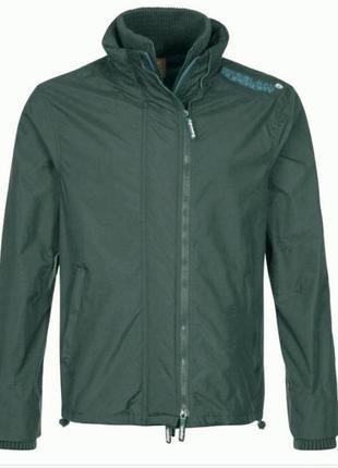 Мужская ветровая куртка superdry размер s gt-aw11-754