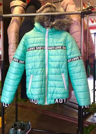 Продам женскую куртку осень-зима, новую! много моделей!