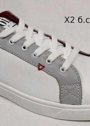 Мужские кеды кроссовки Поло Натуральная кожа 40-45 р.