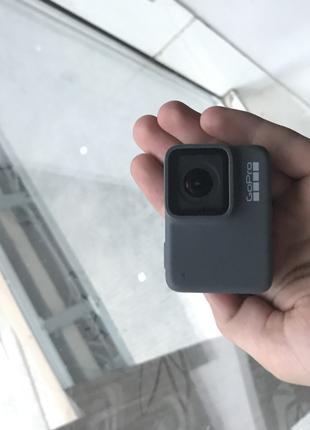 Камера GoPro 7 silver