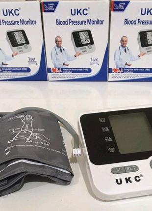 Тонометр автоматический для измерения давления UKC BL8034. ws3617