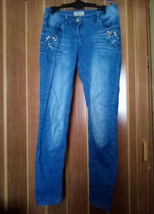 Узкие джинсы Next