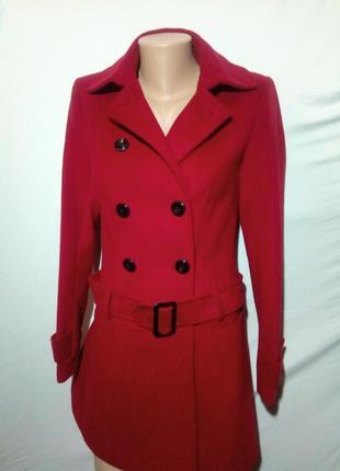 Стильное, молодежное пальто.  new look.