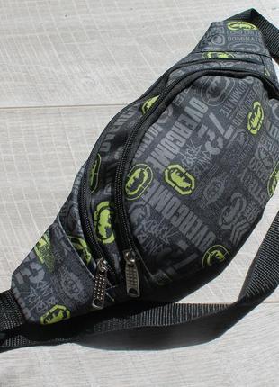 Барсетка, бананка, сумка на пояс, напоясная сумка