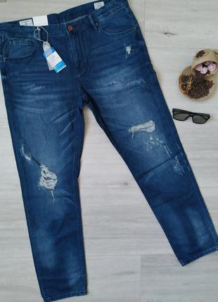 Стильные мужские джинсы jack & jones w38/l34