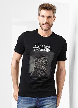 Крута футболка game of thrones від tchibo