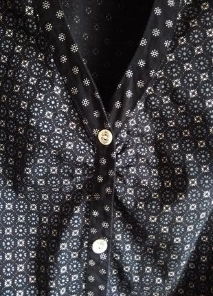 Оригинальная рубашкаTom Tailor,100%хлопок.