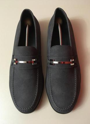 Стильные туфли мокасины лоферы new look men 45 разм.