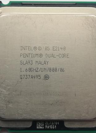 Процессор Intel Pentium Dual-Core E2140 1.60GHz/1M/800 s775