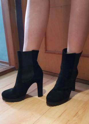 Сапоги . Ботинки размер 40
