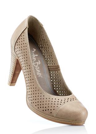 Туфлі жіночі бренд  John Baner Німеччина .