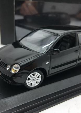 1:43 1/43 AUTOART VW Polo дефект на двух колесах и номерах