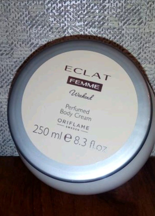 Парфюмированный крем для тела eclat femme weekend