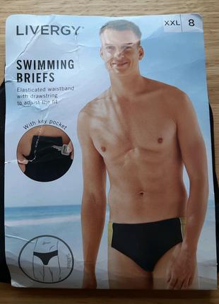 Чоловічі шорти для плавання Livergy.