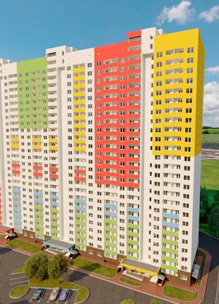 1 ком. квартира 41 м2, Бровары, жк Атлант на Киевской