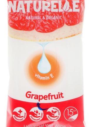 """Салфетки влажные """"Грейпфрут"""" Naturelle Grapefruit"""
