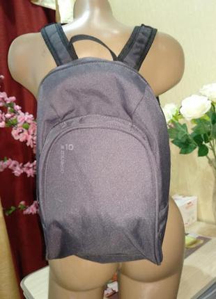 Рюкзак спортивный маленький guechua arpenaz