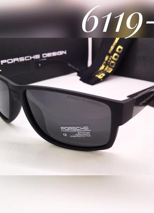 Мужские солнцезащитные очки с линзами поляризация окуляри сонц...