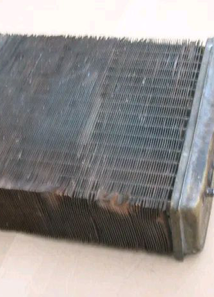 Радиатор печки ваз медный