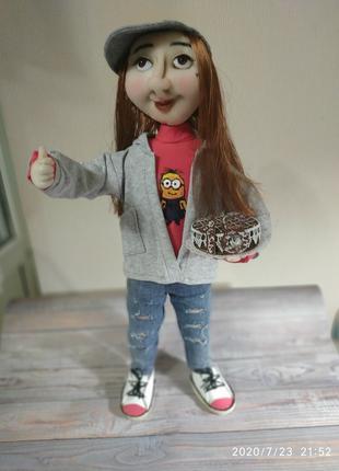 Кукла на память ,50 см