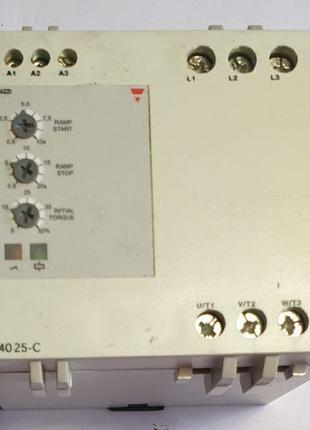 Устройство плавного пуска CARLO GAVAZZI RSGD4025E0VD20 11 КВТ