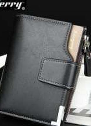 Мужской кошелек Baellerry business mini