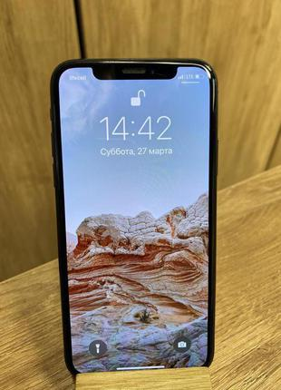 iPhone X 64 Space gray used