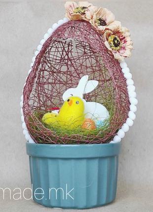 Пасхальные яйца на подарок