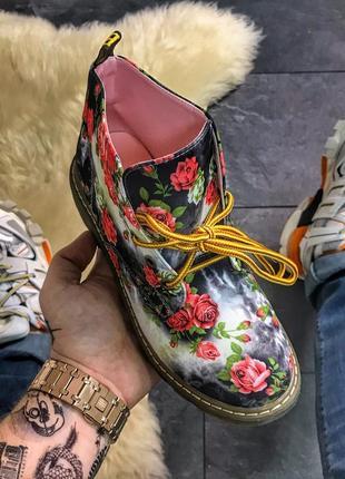 Женские ботинки red flower (осень/весна)