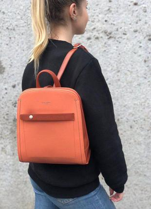 026 рюкзак женский. рюкзак david jones. женский рюкзак. рюкзак