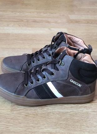 Кожаные ботинки geox 36 размера в отличном состоянии