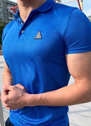 Мужская футболка поло puma