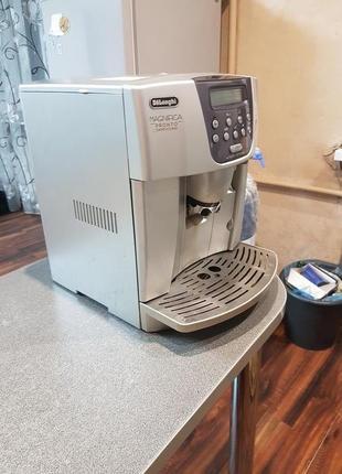 Кофемашина DeLonghi ESAM 4500 S Magnifica кофеварка кавоварка 350