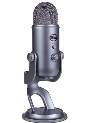 Микрофон Студийный Blue Microphones Yeti (Grey)