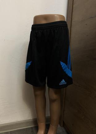Спортивные шорты adidas на мальчика
