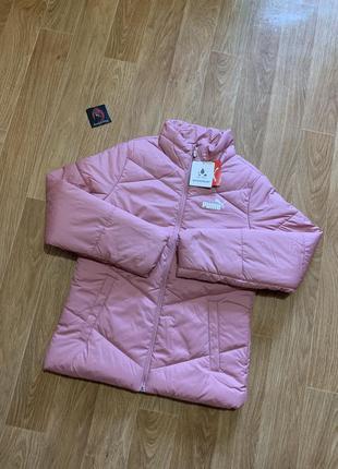 Куртка puma ess padded jacket