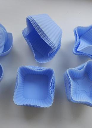 Силіконова форма для кексу  / силиконовая форма для кекса